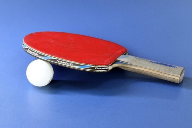 How To Clean A Ping Pong Paddle - Detailed Instruction