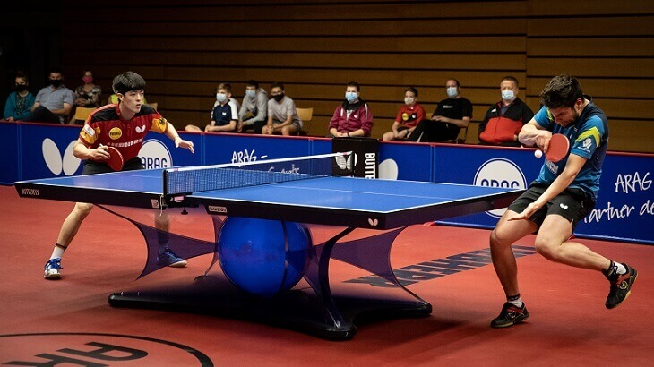 How Long Does It Take To Become Really Good At Table Tennis