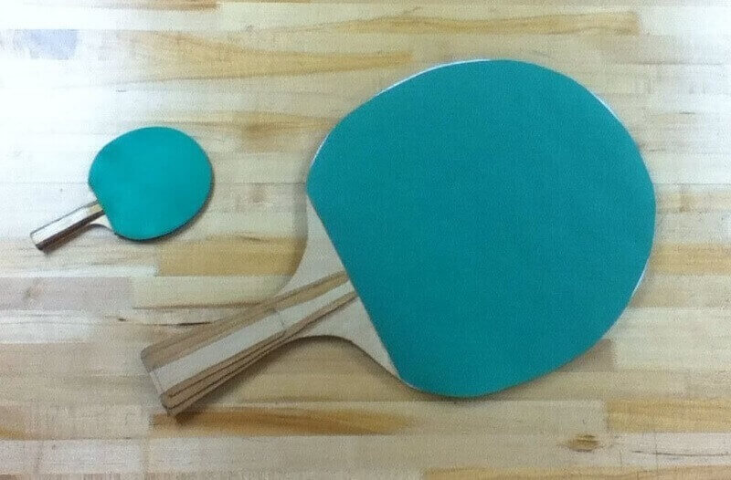 How To Make A Ping Pong Paddle Out Of Cardboard