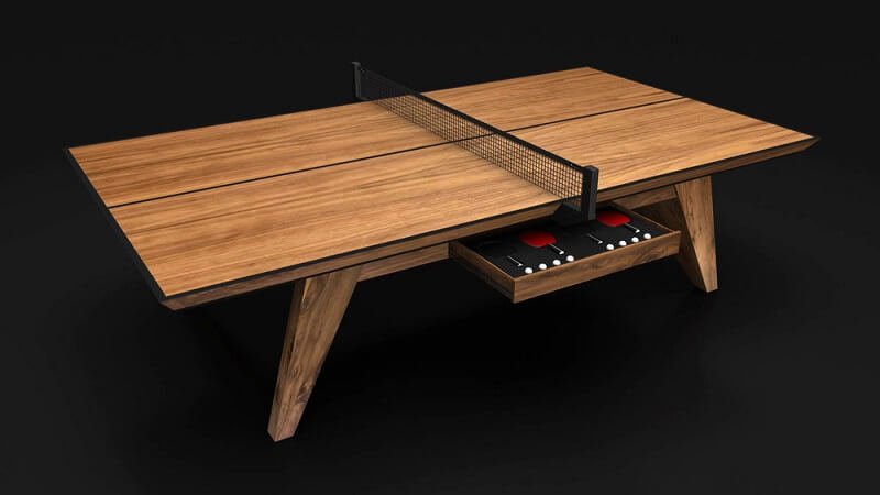 How to A Ping Pong Table Out Of Wood