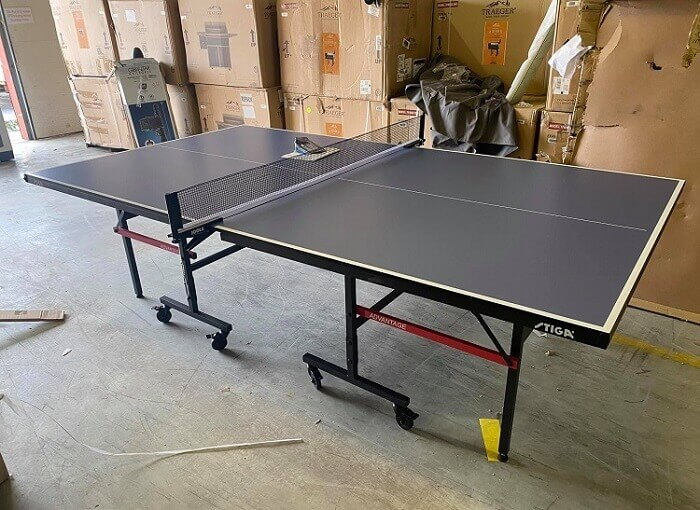 STIGA Advantage Ping Pong Table Review: Worth Your Cash?