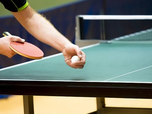 Why Do Table Tennis Players Serve Weird? What Can Explain That?
