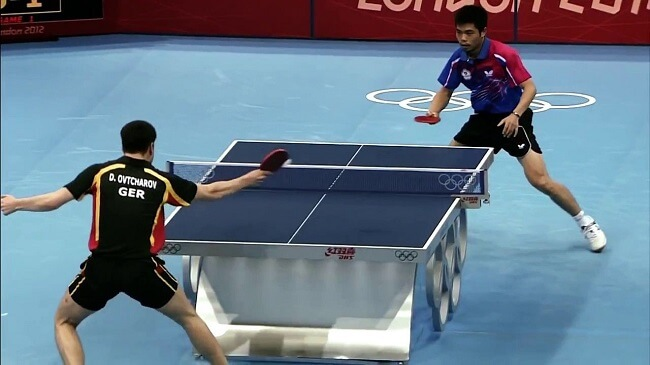 Basic Table Tennis Skills - What should you practice