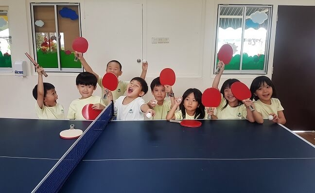 Basic Table Tennis Skills: What should you practice?