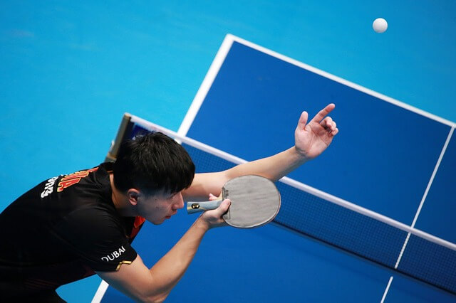 Benefits Of Playing Table Tennis