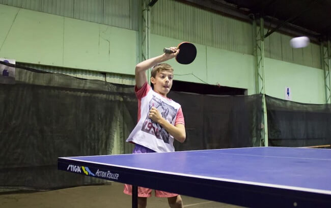 Practice Ping Pong Alone