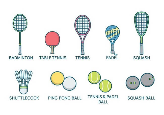 Table Tennis Different From Any Other Racquet Sports